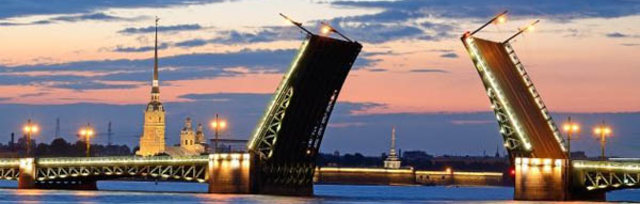 """Authentic city"" Online travel to Saint-Petersburg"