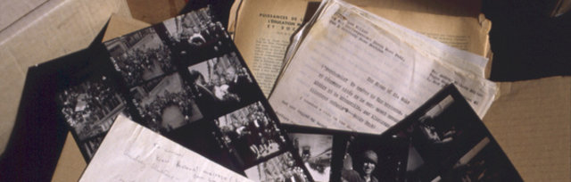 Attic to Archives - the story of the Lee Miller Archives