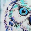artbird party ONLINE | Winter Eule image