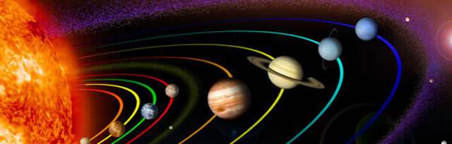 All Aboard - A Tour of the Planets