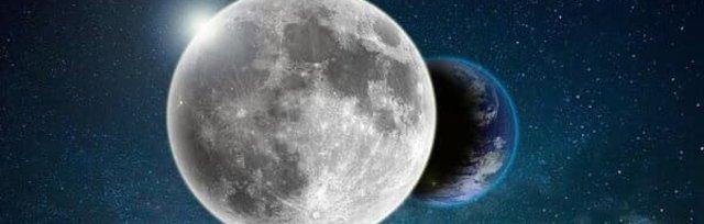 The Midsummer Full Moon