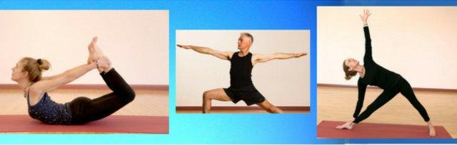 Tuesday night Yoga 6-7.15