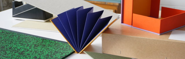 Bookbinding Workshop with London Centre for Book Arts