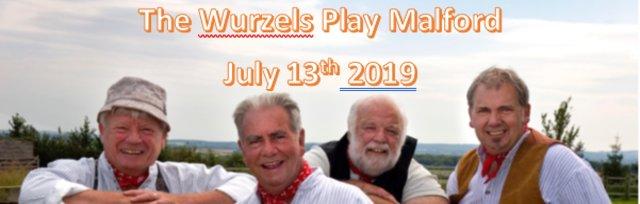 Wurzels Play Malford 2019