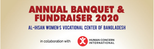 Annual Banquet and Fundraiser 2020 (HCI)
