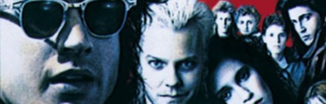 The Lost Boys - Cinema In The Woods - Nottingham