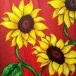 Fall Sunflower Paint Class 10.2 image