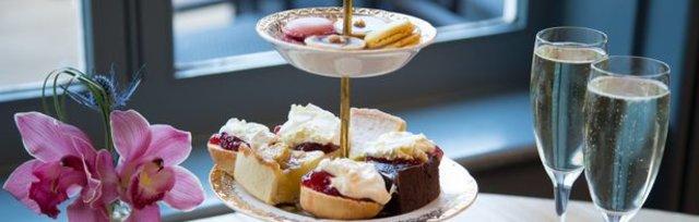 Summer Jazz & Sparkle Afternoon Tea