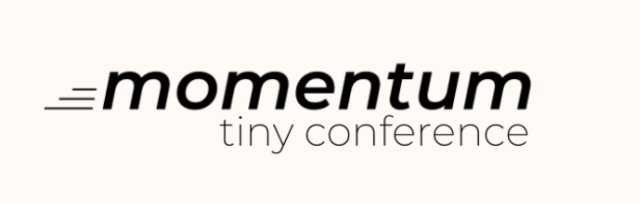 Momentum tiny conference