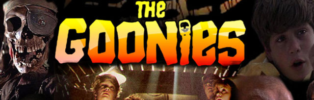 Movies @ The Mansion presents! The Goonies!