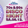 Radio Arabella Disco Night SA.08.12.2018 image