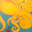 """Paint & cookies """"Octopus"""" at 11am $25 image"""