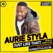 Aurie Styla's 'JUST LIKE THAT!' Tour - Nottingham (26th Sept) image