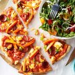 Date Night: Pizza and Salads image