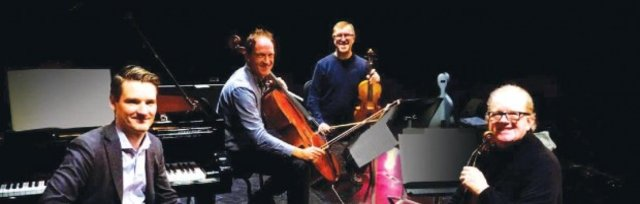 The Vanbrugh with Michael McHale and Malachy Robinson