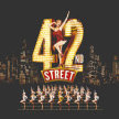 Broadway at the Blue: 42nd Street - The Staged Broadway Production Musical Film! -   (7:15pm SHOW / 6:35pm GATE) ---> image