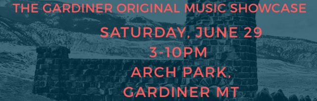 The Gardiner Original Music Showcase