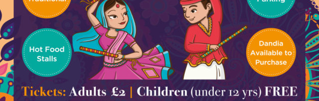 Afternoon Navratri Family Workshop Sunday 6th October 2019