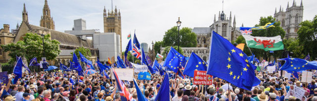 People's Vote March to Stop Brexit