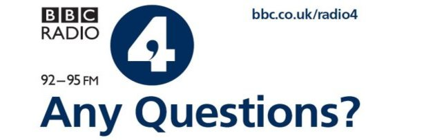 BBC RADIO FOUR - Any Questions?