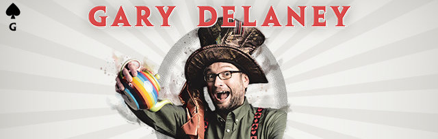 Gary Delaney : Gary in Punderland