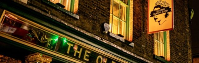 Islington Festival - Late night at The Old Queens Head