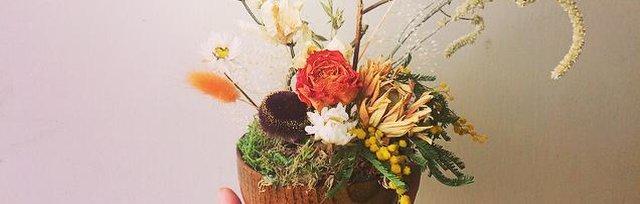 Create an Ikebana Flower Arrangement Workshop