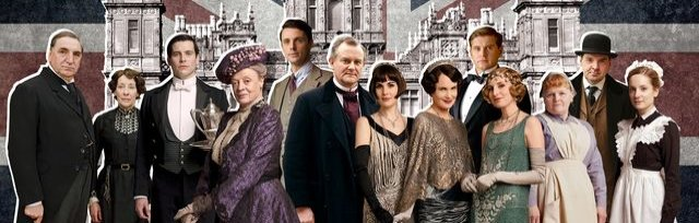Downton Abbey at Leopardstown Racecourse