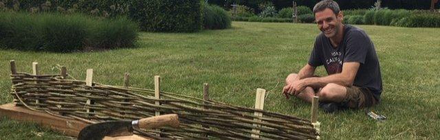 Willow (or Hazel) Obelisk & Mini-Wattle Hurdle Workshop