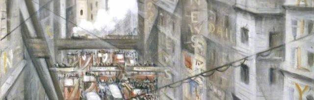 Ghosts of Fleet Street