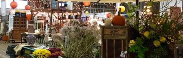 Saturday Shopping - Oct 20th - General admission $7