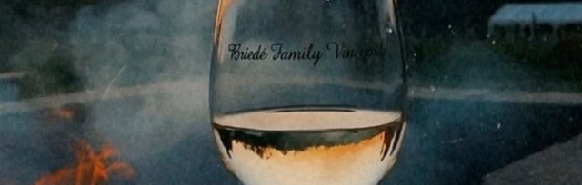 Fireside Wine/Food Tasting with Loretta Briede at Briede Family Vineyards
