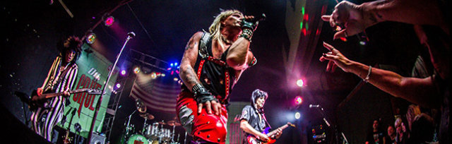 """Dr. Crue   """"the Ultimate Motley Crue Tribute"""" with opening set from Dealer"""