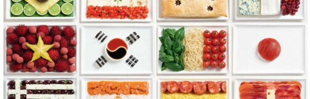 Travel the World One Bite at a Time: Culinary Cuisine Series (evening)
