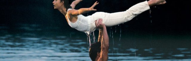 Movies @ The Mansion presents! Dirty Dancing!