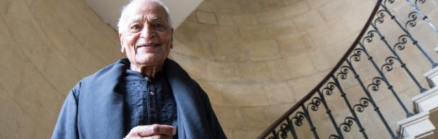 Spiritual Talks Series with Satish Kumar - The Power of Generosity