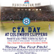 CTA Day at the Columbus Clippers image