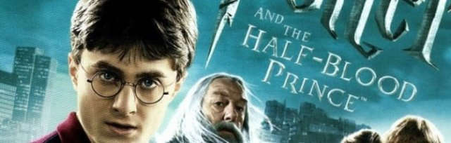Harry Potter and the Half-Blood Prince - Cinema In The Woods - Lime Lane