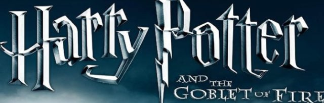 """Harry Potter and the Goblet of Fire - """"Cinema In The Woods"""" - Lime Lane"""