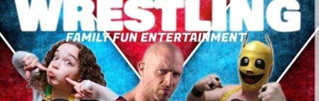 KAPOW Wrestling Presents  Wrestling Championship Showdown Selsdon Croydon