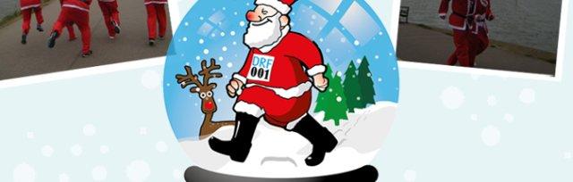 David Randall Foundation Santa Fun Run - WARM UP EXTRAVAGANZA