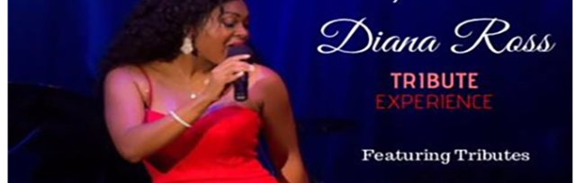Diana Ross tribute featuring tributes Stevie Wonder, David Ruffin, and Marvin Gaye