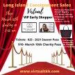 The Kids Kloset and The Classy Closet MEGA Spring 2021 Suffolk VIRTUAL Sale image