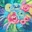Paint & Sip! Floral Bouquet at 3pm $29 Upland image