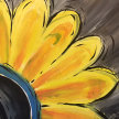 Paint & Sip! Sunflower at 7pm $29 Upland image