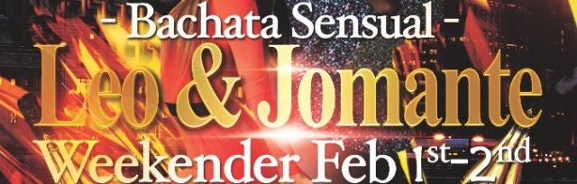 Leo & Jomante Sensual Bachata Weekender