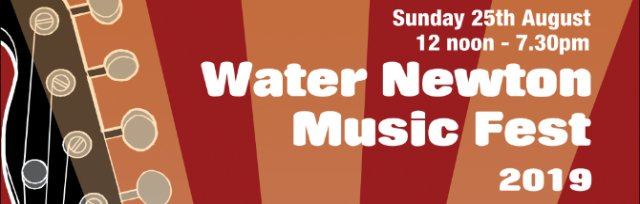 Water Newton Music Fest 2019