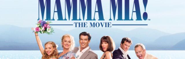 Movies @ The Mansion presents! Mamma Mia!