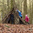 Saltaire Summer Forest School: 5-11 year olds image