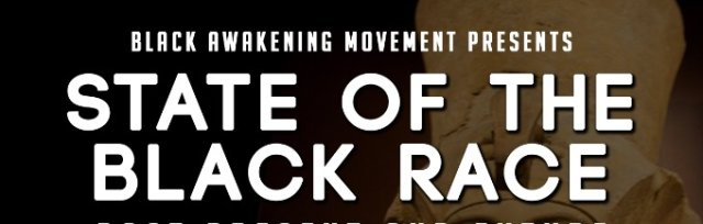 State of the Black Race - Vendor Registration